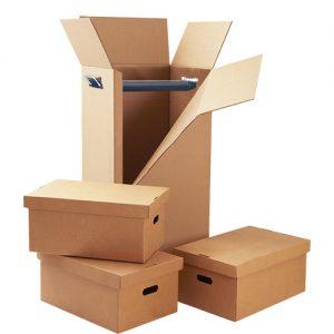 scatole porta abiti movimentazione abiti